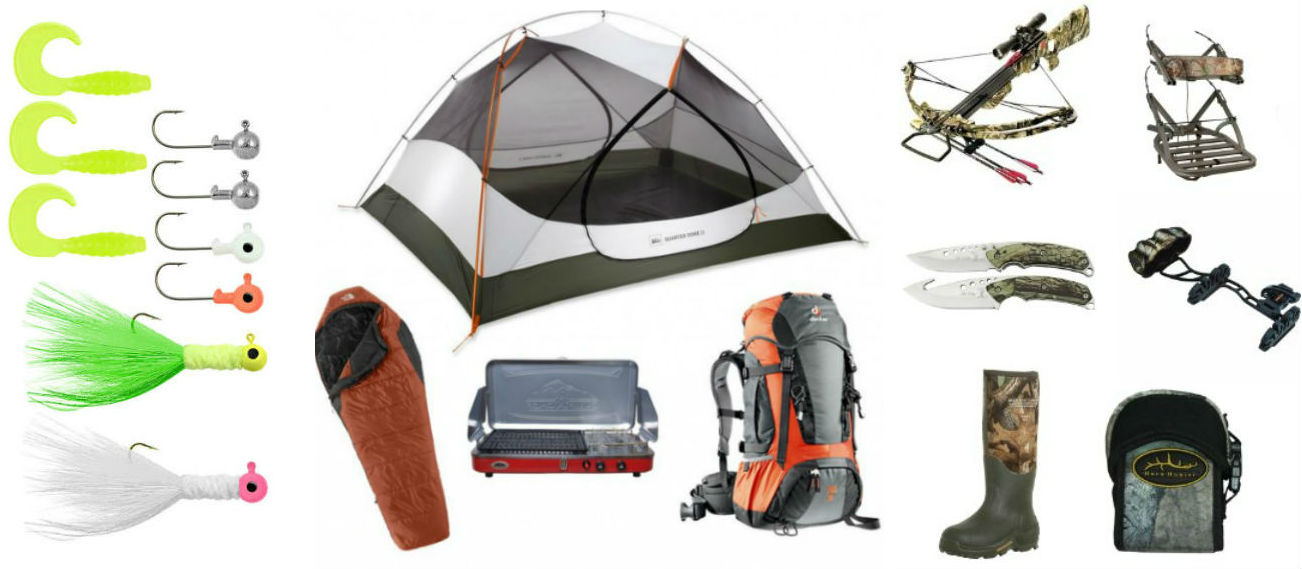 Camping, Fishing & Hunting Goods