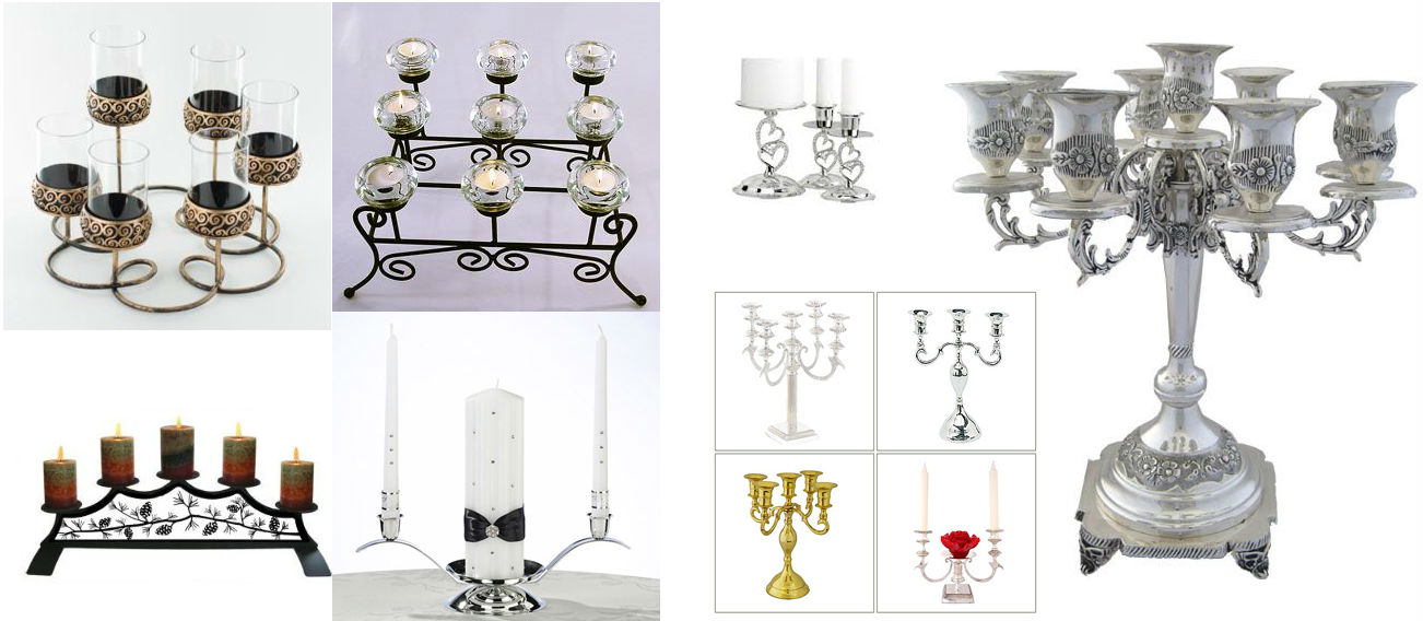 Candle Stands & Candelabra