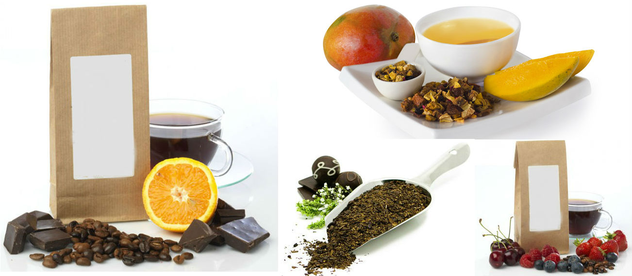 Flavoured Tea & Coffee