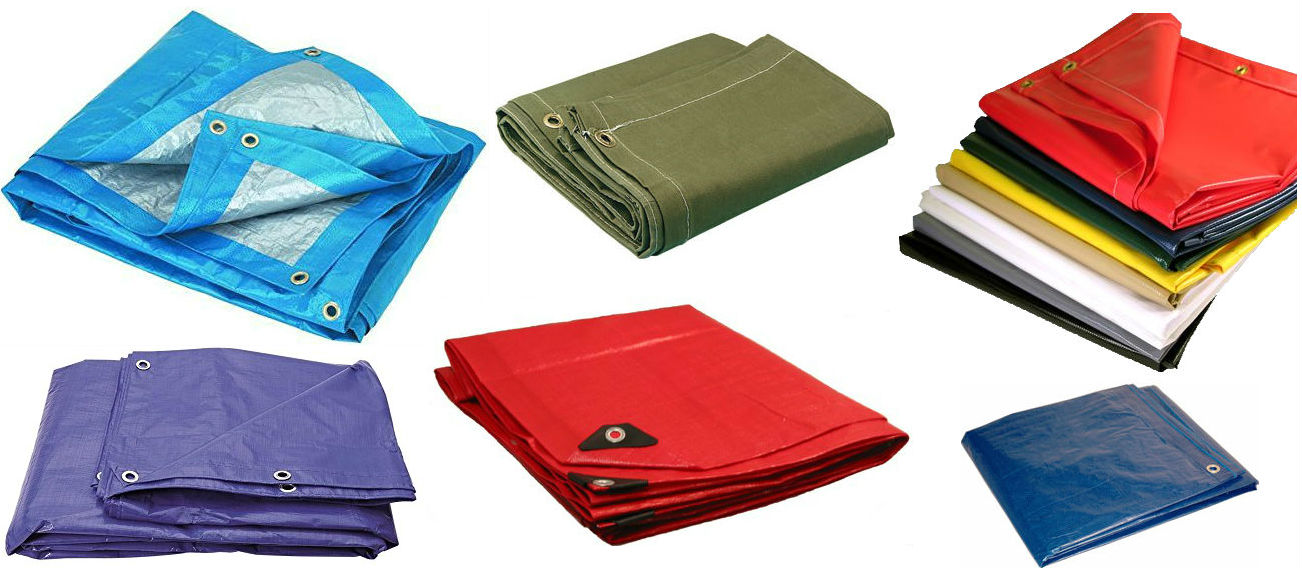 Tents, Tarpaulins & PE Covers